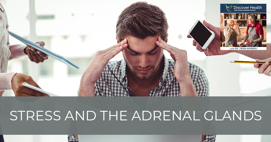 DH Stress | Stress And Adrenal Glands
