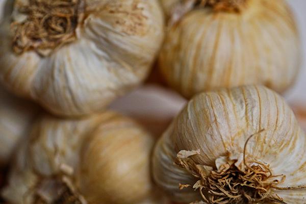 DH Black Garlic | Black Garlic