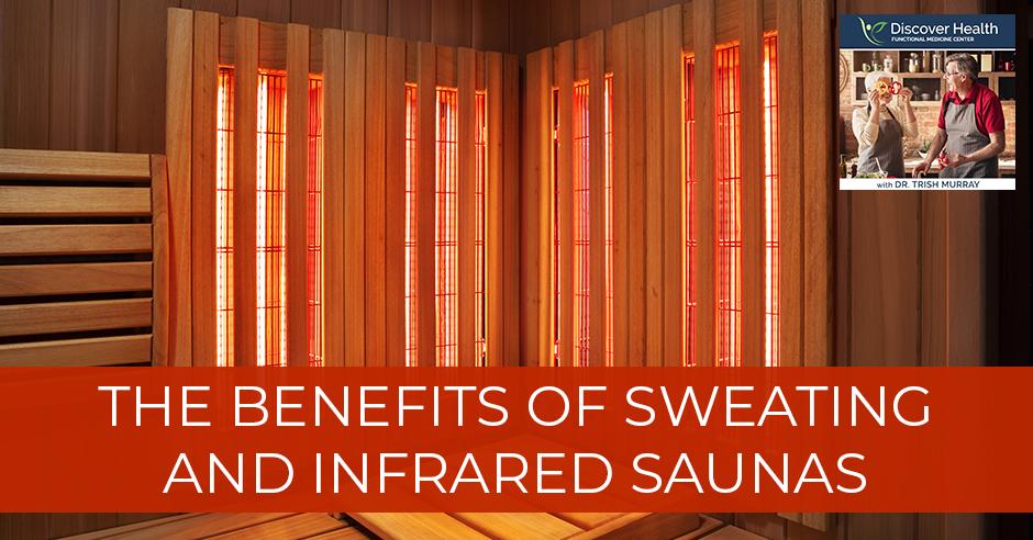 DH Saunas | Sweating With Infrared Saunas