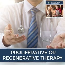 Proliferative Or Regenerative Therapy