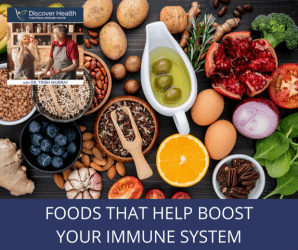 Foods That Help Boost Your Immune System