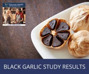 Black Garlic Study Results