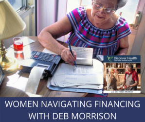 Women Navigating Financing with Deb Morrison