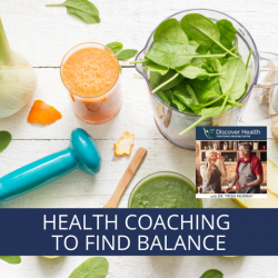 Health Coaching to Find Balance