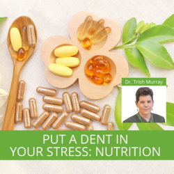 Put a DENT in Your Stress: Nutrition